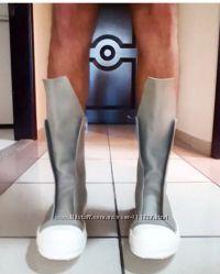 Пошив обуви  Кеды, кроссовки мужские копия Rick Owens