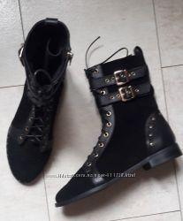 Пошив обуви. Ботинки Заклепы в любом цвете