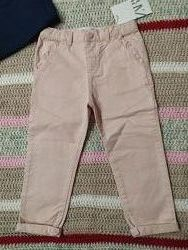 Брючки Zara для девочки. На 3-4 года, 104 см.