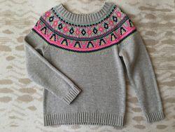 Хлопковый свитер Carters, 4T