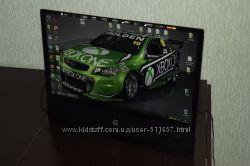 Монитор 24 дюйма HP x2401 - полный магазинный комплект