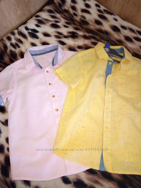 Mothercare H&m Bembi Бембі тениска, рубашка92, 104, 116, 122, 128, 134