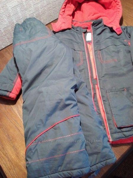 Куртка, курточка, комплект, костюм Mothercare 122