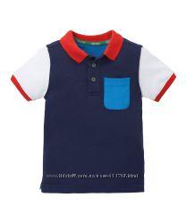 Сорочка-поло, футболка Mothercare 104