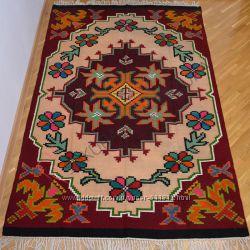 Гуцульские народные домотканые ковры