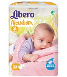 памперсы Libero newborn 2