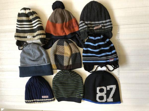 Шапки, шарфы Wojcik, демисезон, мальчик р 44-56