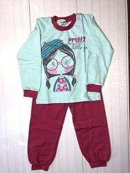 Распродажа. Пижамы девочка мальчик р 116-134