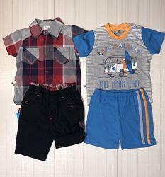 Распродажа летней одежды для мальчиков р 68-86