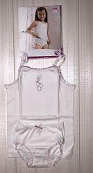 Распродажа нижнего белья для девочки- трусы, майки, топы. комплекты2-9 лет
