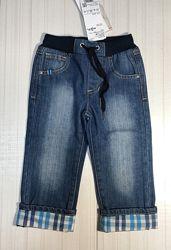 Распродажа -брюки и джинсы для мальчиков, Польша Wojcik р 80-104