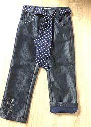 Распродажа- брюки, джинсы для девочки, Польша, Wojcik 92-128