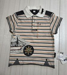 Распродажа летние футболки-поло мальчик Польша, Wojcik98-140