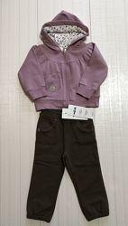 Распродажа- спортивный костюм для девочки, Польша, WOJCIK, р. 74-98