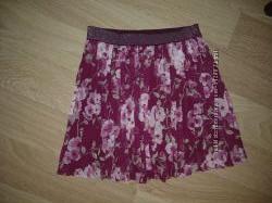 Нарядная юбка юбочка на 7-8лет