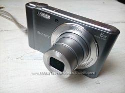 Sony DSC-W810 в идеальном состоянии с сумочкой и ремешком
