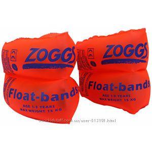 Нарукавники для плавания Zoggs Float Bands, Австралия