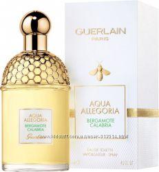 Guerlain Aqua Allegoria Mandarine Basilic Bergamote идр Парфюмерия оригинал