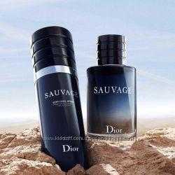 Christian Dior Sauvage Toilette Parfum Very Cool и др Парфюмерия оригинал