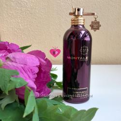 Montale Dark Purple, Intense Cafe весь ассортимент Фото Парфюмерия оригинал