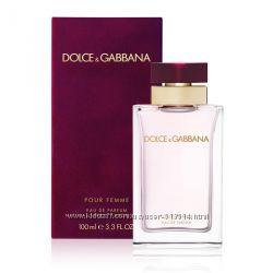 Dolce & Gabbana Intense pour Femme Homme и все виды Парфюмерия оригинал