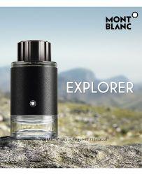 Mont Blanc Explorer похож на Aventus Парфюмерия оригинал