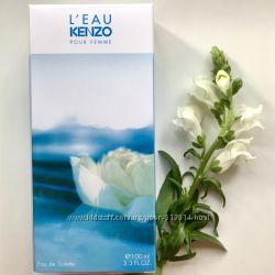 Kenzo L Eau Par Pour Femme Фото Aqua Intense Парфюмерия оригинал
