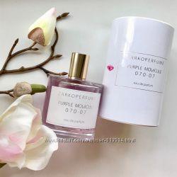 Zarkoperfume Purple Molecule 070. 07 и Pink и др Фото Парфюмерия оригинал