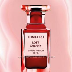 Tom Ford Lost Cherry Пьянящая вишня Хит и др Парфюмерия оригинал