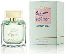 Antonio Banderas Queen of Seduction, Her Golden Secret и др Парфюмерия