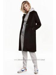 Пальто oversaize H&M