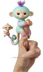 Интерактивная обезьянка Fingerlings 100 оригиналWowWee Fingerlings Monkey
