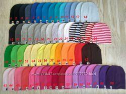 Трикотажные шапки ВАPЕ детские оптом от10 шт