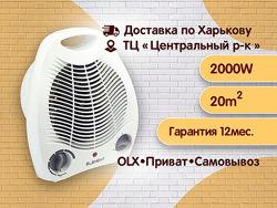 Тепловентилятор ELEMENT-205, ветродуйка, теплообiгрiвач дуйчик