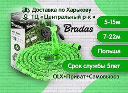 Садовый шланг, растягивающийся шланг, TRICK HOSE, 5-15м, 7-22 Польша