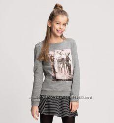 Свитшот H&M для девушки