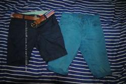 Бриджы и шорты H&M для мальчика 128 см