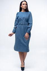 Платье ДЖЕН 42-52рр 3 цвета