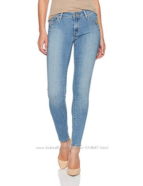 Джинсы Levis 711 Skinny Jean. Оригинал. Размеры 26, 27, 29, 30, 31