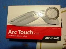 Мышки Microsoft Arc Touch Wireless Mouse