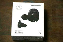 Беспроводные наушники Audio-Technica ATH-CKR7TW Black