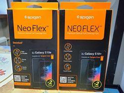 Защитная пленка Spigen NeoFlex для Samsung S10e S10 Plus