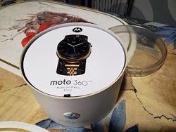 Смарт часы Moto 360 2Gen. 42mm Womens Gold Gold Metal Band 00825NARTL