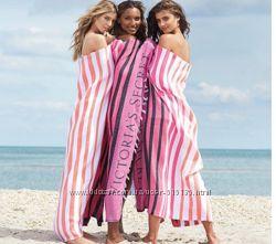 Пляжное покрывало плед Victorias Secret 2017