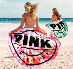 Полотенце Pink Victorias Secret оригинал