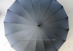 Зонты MAX . Зонт president трость-полуавтомат , спиц 16 С бесплатной дост