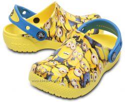 Crocs minions р-22 с 5