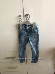 Продам красиві джинсики для дівчинки 1-2 роки стан нових 0cbd9502672ac