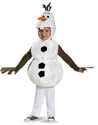 Олаф - Disney новогодний костюм