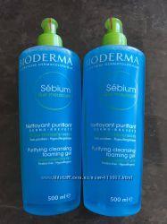 Гель для умывания Bioderma Sebium gel moussant